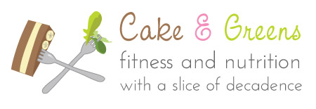 Cake and Greens: Fitness and Nutrition Support