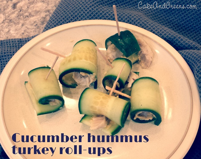 Cucumber rollups