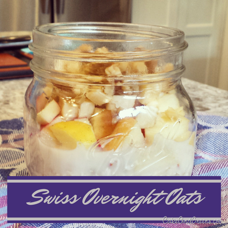 Swiss Overnight Oats
